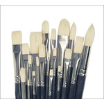Creative Mark Pro Stroke Premium White Bristle Brush Sets