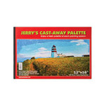 Jerry's Cast Away Paper Palette Pad 12x16""
