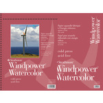 Strathmore Windpower Watercolor Pad 18x24""