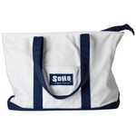 SoHo Urban Artist Boat Bag Large 20x10x16""