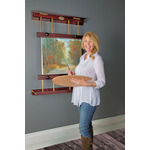 Rue Wall Painting & Display Easels