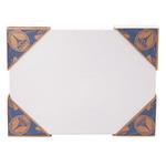 "Paris Acrylic Primed Artists' Linen Canvas Box of 3 11x14"""