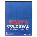 Jerry's Artarama Colossal Deluxe Sketchpad 100 Sheets 18x24""