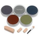 PanPastel Soft Pastels Set of 5 - Extra Dark Shades