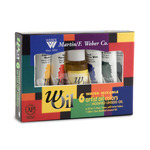 Weber Water Mixable wOil Color Sets