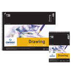 Canson Pure White Drawing Pad 18x24""