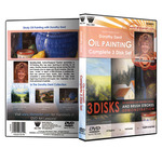 Oil Painting Complete 3 Disc Set DVD