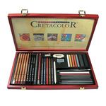 Cretacolor Ultimo Wood Box Set