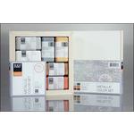 R&F Encaustic Handmade Paint - Metallic Color Set 40 ml Blocks