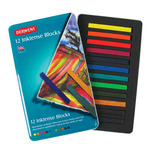 Derwent Inktense Block Sets And Accessories