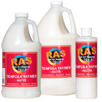 RAS Tempera Medium for Kids Matte Varnish Gallon Jug