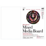 Strathmore 500 Series Mixed Media Board - Pack of 4 11x14""