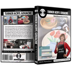 Turner Acryl Gouache DVDs