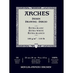 Arches 100% Cotton Dessin Drawing Paper Pads