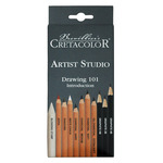 Cretacolor Artist Studio Drawing Set