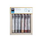R&F Pigment Sticks Set of 6 - Metallic Colors