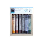 R&F Pigment Sticks Set of 6 - Translucent Colors