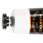 Charvin Extra Fine Artists Acrylic Titanium White 150 ml