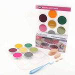 PanPastel Soft Pastels Set of 7 with Palette - Mixed Media Kit #2