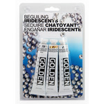 Golden Heavy Body Beguiling Iridescents Set of 3 22ml Tubes