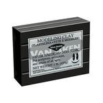 Plastalina Modeling Clay 4.5 lb. Bar - Black