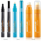Montana Acrylic Markers