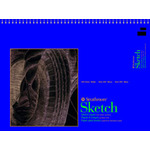 "Strathmore 300 Series Sketch Glue Bound Pad 18x24"" 100 Sheets"