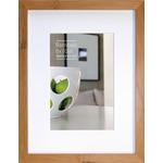 "Nielsen Bainbridge Ecocare Box of 4 11x14""/8x10"" Mat Opening - Bamboo"