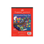 """Faber-Castell Construction Paper Pad 9x12"""""""