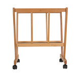 Cappelletto Allegra Wood Print Rack