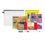 Mungyo Water Soluble Oil Pastel 6 Piece Travel Set