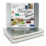 Sennelier Soft Pastels Voyage Set of 10 Half Stick - Assorted Colors