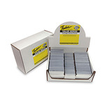 "Fredrix Cut Edge Mini Canvas Panels 60-Pack 1⅞ x 2&frac34"" - White"