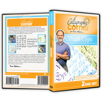 Learn Calligraphy Vivaldi Type DVD
