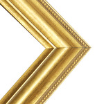 Millbrook Collection Ready Made Frames Carson Gold 13x19 In