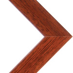 Millbrook Collection Ready Made Frames Denver Cherry 13x19 In