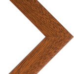 Millbrook Collection Ready Made Frames Denver Pecan 13x19 In
