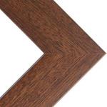 "Phoenix 1"" Wood Frame with 2mm glass and cardboard backing 14x18"" - Walnut"