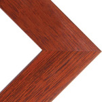 "Phoenix 1"" Wood Frame with acrylic glazing and cardboard backing 22x28"" - Cherry"