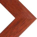 "Phoenix 1"" Wood Frame with acrylic glazing and cardboard backing 18x24"" - Cherry"