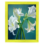 Country Chic Narrow Southern Yellow Frames - Millbrook Collection