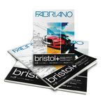 """14x17"""" Fabriano Bristol+ Pad (20 sheets)"""