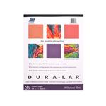 "DuraLar Clear .003"" Film 25 Sheet Pad 14 x 17"""