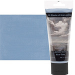 12 Shades of Grey Acrylic Colors 75 ml Tube - Blue Grey
