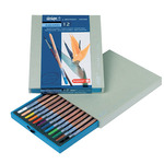 Bruynzeel Design Watercolor Aquarel Pencil Box Set of 12