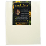 LuxArchival Professional 400 Grit Sanded Art Paper (5-Pack) White 16x20