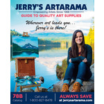 Jerry's Artarama 2017 Full Line Catalog