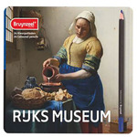 Bruynzeel Colored Pencil Dutch Masters Tin Set of 24