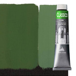 Maimeri Classico Oil Color 200 ml Tube - Chrome Oxide Green