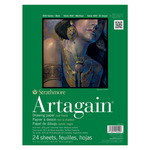 Strathmore 400 Series Artagain Drawing Pad 60lb (24-Sheet) 9X12